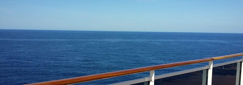 地中海クルーズの旅①</br>~クルーズ 洋上からお届けします~