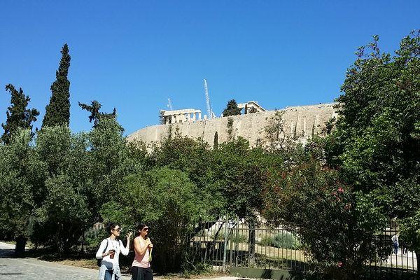 アテネ アクロポリス