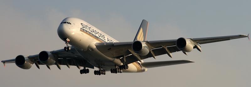 シンガポール航空 A380 スイートクラス利用</br>パッケージツアー