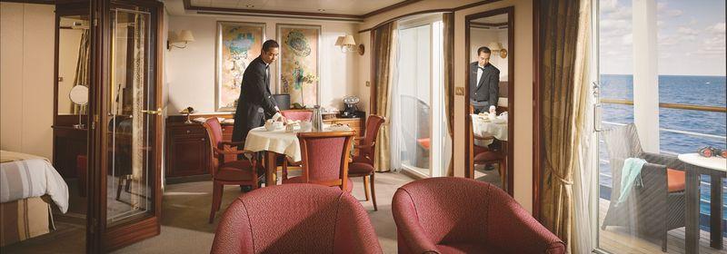最高級客船で巡る 西ヨーロッパ世界遺産の旅</br>シルバーシー・クルーズ TV放映