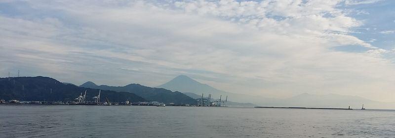 ポナン・ロストラル 東京発~清水入港