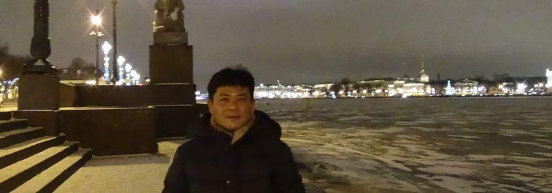 ロシア自由旅行② モスクワ~サンクトペテルブルグ