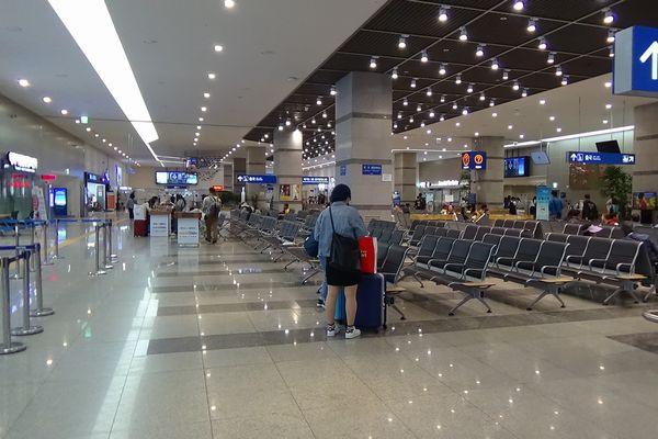 釜山クルーズターミナル