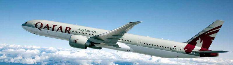 QR カタール航空