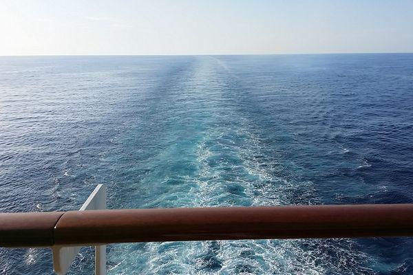 地中海クルーズ