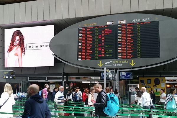 ベニス空港