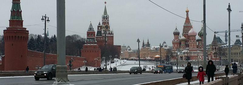 ロシアの旅を動画で