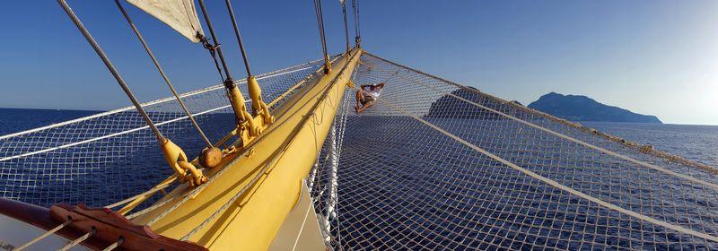 本格帆船 スター・クリッパーズ</br>エーゲ海 ショートクルーズ発表