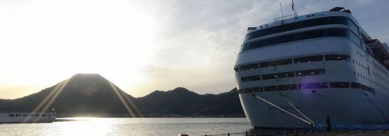 コスタ・ネオ・ロマンチカ 日本発着クルーズ</br>乗船レポート④ 舞鶴~金沢