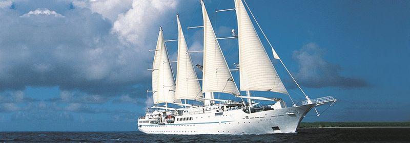 帆船 ウィンドスター・クルーズ</br>日本人コーディネーター乗船コース