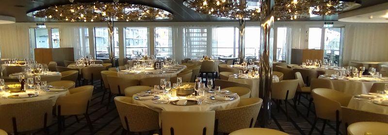 フランスの美食船 ポナン最新船 ル・ラペルーズ