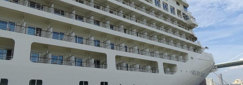 最高級最新船 シルバー・ミューズ 船内レポート
